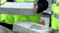 Guns found by construction workers at building site in Dublin