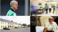 MORNING BULLETIN: 1m patient appointments outstanding say FF; John Kiely reveals he's received abusive letters