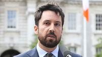 Housing Minister Eoghan Murphy faces threat of no-confidence motion