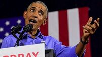 Obama steps back into political picture to back democrat candidates
