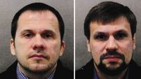 Two Russians identified as suspects in Salisbury nerve agent attack on Skripals