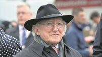 Higgins' hold on presidency 'vulnerable', rivals polling suggests