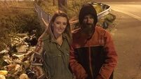 Couple who raised over $400,000 for homeless man ordered to hand over remaining cash