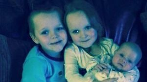 British trio deny murdering four children in house fire