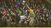 Same old story as 'top class' Donegal down Royals