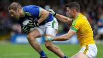 Meath not thinking of relegation, Keogan insists