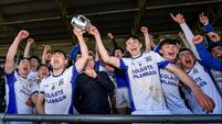 Bugler heaps praise on St Flannan's players after Harty Cup win