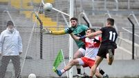 Finale puts 'dampener' on Cork win for Ronan McCarthy