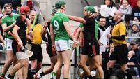 Limerick survive Cork fightback to record third win in a row