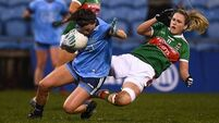 Carla Rowe's accuracy gives Dublin the edge against Mayo
