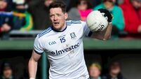Monaghan aiming high against Kerry despite ultra-slim squad numbers