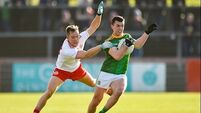 No red carpet for Meath's top flight return as Royals downed by Tyrone