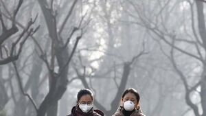Chinese city imposes traffic order due to smog
