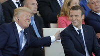 Donald Trump to host glitzy White House state dinner for French President