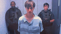 Sister of Charleston shooter Dylann Roof arrested on weapons charge