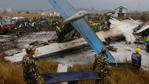 Authorities struggle to identify Nepal plane crash survivors
