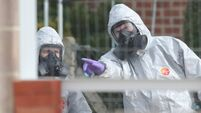 Russia accuses UK of 'intentionally concealing facts' in Salisbury nerve agent attack
