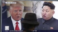 North Korea facing no more conditions ahead of Trump meeting with Kim Jong Un