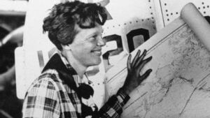 Scientists may have found the final resting place of Amelia Earhart