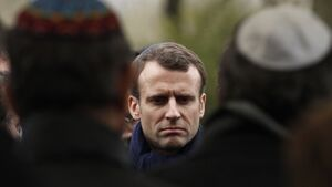 Emmanuel Macron pays tribute to Holocaust survivor stabbed to death in her home