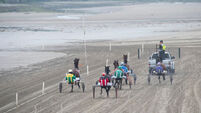 Highlights from the annual strand racing at Inchydoney