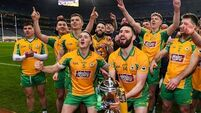 Corofin hope to re-arrange medal presentation for charity