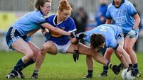 Moloney magic earns Tipp ladies draw against All-Ireland champions Dublin