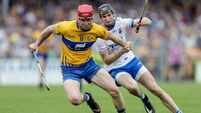 Blow for Clare as All-Star forward set for lengthy spell on sidelines