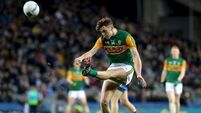 David Clifford and Seán O'Shea ensure Kerry are doubly insured in clutch moments