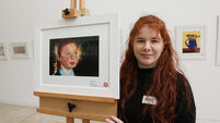 Mayo artist, 17, wins art competition 34 years after her father claimed same prize