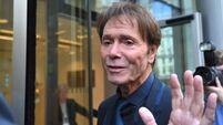 Latest: BBC reporter who broke story about Cliff Richard's home 'guessed singer's name'