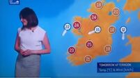 RTÉ Six One News and Weather hit by 'major technical difficulties'