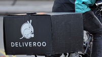 Irish customers are sure to make use of Deliveroo's 'rainy day' offer