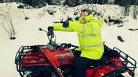 Heroic Betty used quad bike to help neighbours in need during bad weather in Cork