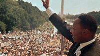 What better way to remember Martin Luther King than listen to his 'I have a dream' speech