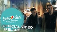 Ireland's Eurovision entry could face ban in Russia after video features gay couple