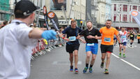 Strangers to reunite following 'surreal' moment at finish line of Cork City Marathon