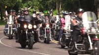 Watch: Hundreds of motorbikes head to Killarney for BikeFest