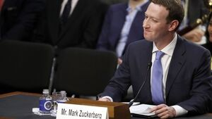 Watch live: Mark Zuckerberg admits misuse of data 'big mistake'
