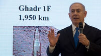 Documents prove Iran lied about nuclear programme, says Israeli PM