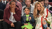 Blue Ivy Carter pranked her grandmother and it's a little odd