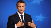 Macron urges EU to adapt in fight against 'authoritarianism'