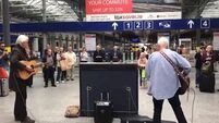 WATCH: This Heuston station singsong for Pieta House is just too pure