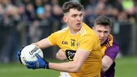 Ruairi McCann's double sinks Paul Galvin's Wexford