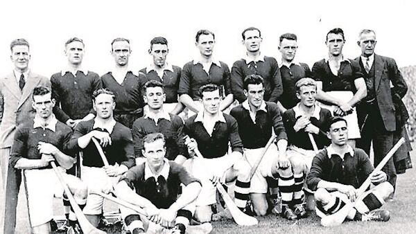 All-Ireland winners of 1941, Cork were defeated by Tipperary in the delayed Munster final, which was eventually played on October 26 .  Irish Examiner Archive reference 311/159