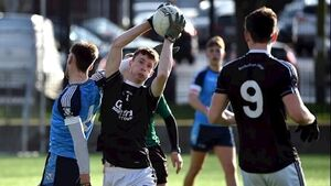 Hat-trick from Cantwell fires Rochestown past Clon in Corn Uí Mhuirí cracker