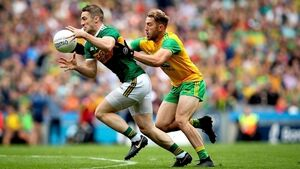 Stephen McMenamin ruled out of the League for Donegal