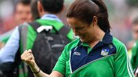 'Phenomenal' Caroline Currid back working with Limerick hurlers
