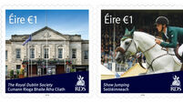 An Post launches new series of stamps to mark the RDS