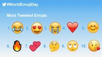 Can you guess what Ireland's most-loved emoji is? Twitter reveals popular emojis on #WorldEmojiDay